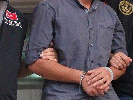 Erzurumdaki terör operasyonunda 8 tutuklama