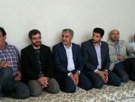 AK Parti milletvekili Ağralı Cihanbeyli'de