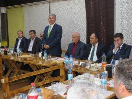 Beyşehir'de inşaat sektörü sorunları tartışıldı