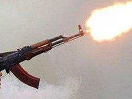 Araca silahlı saldırı: 3 yaralı