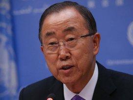 BM Genel Sekreteri Bandan şiddeti durdurun çağrısı