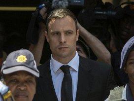 Güney Afrikalı sporcu Pistorius serbest bırakıldı