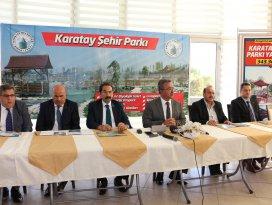 Başkan Hançerli şehir parkını tanıttı