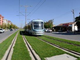 Türkiye'nin ilk katanersiz tramvayları Konya'da