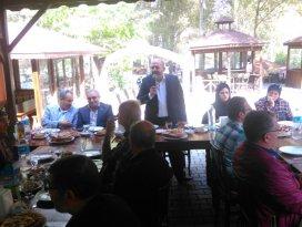 AK Parti Akşehir'den vefa toplantısı