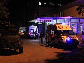 Bingölde patlama: 2 çocuk yaralandı
