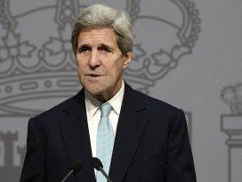 Kerryden Ortadoğuda Filistin ve Suriye diplomasisi