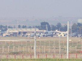 ABDnin tank katili uçakları İncirlik Üssü'nde