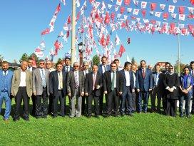 MHP adayları Beyşehirde