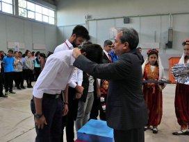 Amatör Spor Haftası etkinlikleri ödül töreni yapıldı