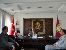 Başkan Tutal'a, KYK'dan ziyaret