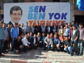 Akşehir AK Parti Teşkilatı gençlerle buluştu