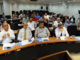 KTO meslek komiteleri istişare toplantıları devam ediyor