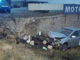 Konya'da otomobil yoldan çıktı: 6 yaralı