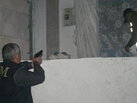 Konyadaki terör operasyonunda 7 tutuklama