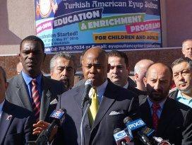 ABDde Türk ve Müslüman toplumundan tepki