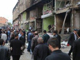 Halk isyan etti, PKK 1 ton bomba ile saldırdı