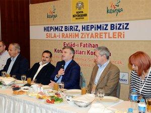 Evlad-ı Fatihan Konya'da buluştu