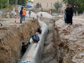 Konya, Mavi Tünel'den gelecek içme suyuna kavuşuyor