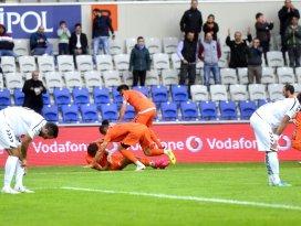 Konyaspor farklı mağlup