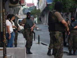 Diyarbakırda çatışma: 2 şehit