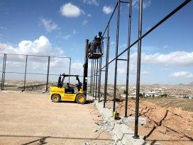 Seydişehir Belediyesi'nden kırsal mahallelere spor tesisi