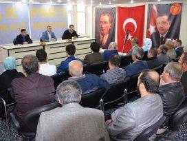 Arat'tan teşkilatlarına son hafta uyarısı