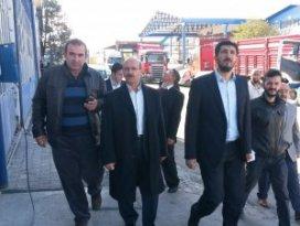 AK Partili Sorgun seçim çalışmalarını sürdürdü