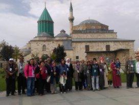 Ereğli Belediyesi kültür gezilerini sürdürüyor