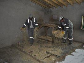 Karatay Belediyesi Hayvanat Bahçesi kışa hazırlanıyor