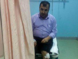 PKKdan HÜDA PAR İdil İlçe başkanına saldırı