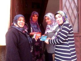 AK Parti Seydişehir kadın kolları vatandaşla buluştu