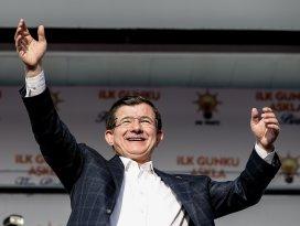 Başbakan Konya mitinginde konuştu