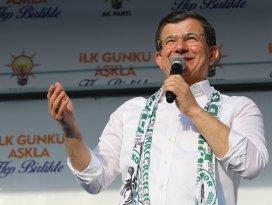 Davutoğludan Konyalılara müjde