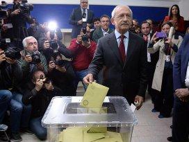 CHP lideri Kılıçdaroğlu oyunu kullandı