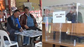 Kuşu köylülerinin oy kullanmama boykutu sürüyor