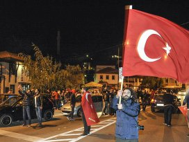 AK Partinin seçim başarısı Balkanlarda kutlandı