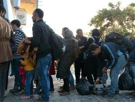 Kırklarelinde 46 sığınmacı yakalandı
