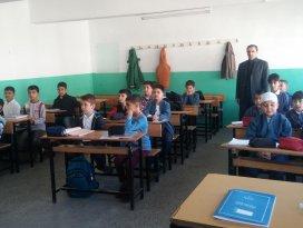 Beyşehirde hafızlık ortaokulu açıldı