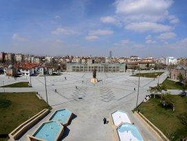 Meydanlar şehri Konya