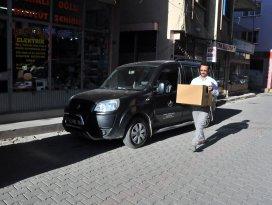 Akşehir Belediyesi sosyal yardımlarını sürdürüyor