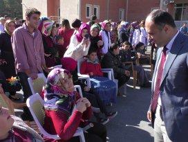 Beyşehirde özel öğrencilerin yeni eğitim yılı coşkusu