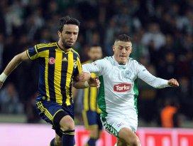 Fenerbahçe ile Konyaspor 29. randevuda