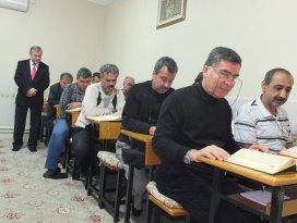 Hacıhasanbaşı Kur'an Kursu'nda akşam kursları başladı