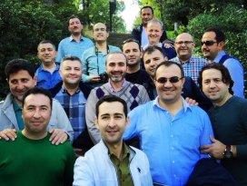AK Parti Selçuklu Teşkilatı Barcelona'da