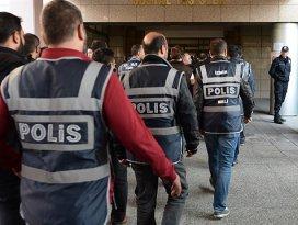 Paralel örgüte 17 tutuklama