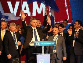 Hırvatistanda seçimin galibi Vatansever ittifakı
