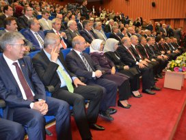 Konya milletvekilleri mazbatalarını aldı