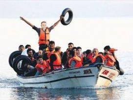 Ekrem Dumanlı, mültecilerle birlikte kaçmış