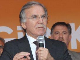 Mehmet Ali Şahin: Yeni anayasa gölgede kalmasın